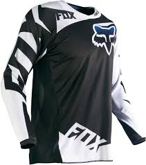 black motocross jersey 2016 fox racing 180 race jersey motocross dirtbike mx atv mens