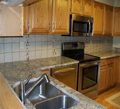 kitchen backsplash ceramic durango 6x6 beige tan natural stone