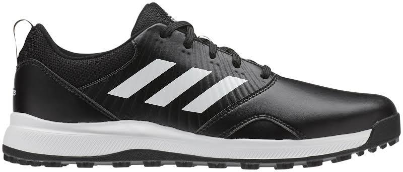 Adidas CP Traxion SL Golf Shoes Black/White/Silver,