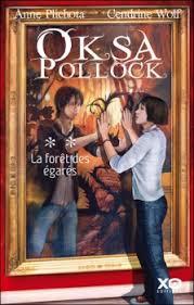 oksa pollock dans Roman Jeunesse