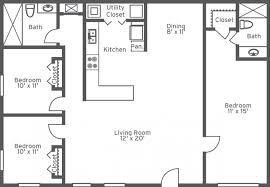 double wide floor plans 2 bedroom 2 bedroom 2 bath single wide