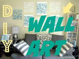 How To Decorate Walls by Diy Living Room Decor Wall Art Idea Youtube