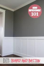 Wainscoting Ideas Bathroom by 29 Best Board And Batten Images On Pinterest Board And Batten
