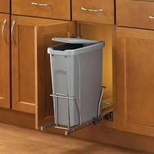 best kitchen trash can size images home decorating ideas