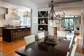 Kitchen Living Room Open Floor Plan Paint Colors 100 Dining Room Floor Plans Open Plan Kitchen