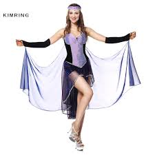 style halloween costumes online get cheap purple halloween costume aliexpress com