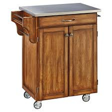 Marble Top Kitchen Island Cart by Home Styles Design Your Own Small Kitchen Cart Hayneedle