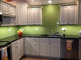 backsplashes classic champagne glass subway tile kitchen full size of awesome green gloss subway tile backsplash with all white cabinets with stainless steel