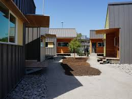 Tiny House Hotel Near Me 10 Tiny House Villages For The Homeless Across The U S