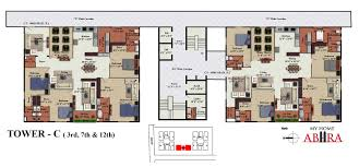 Chicago Bungalow Floor Plans Delighful Apartment Floor Plans In Hyderabad To View Plan