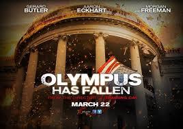 Olympus Has Fallen 2013