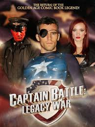 Captain Battle: Legacy War (2013) [Vose]