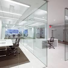 Interior Frameless Glass Door by Dorma Interior Glass Wall Systems U2013 Transparency And Versatility