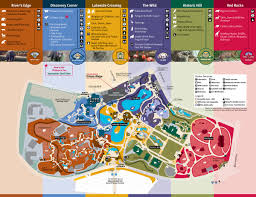 Phoenix Zoo Map by Maps Update 21051488 Tourist Attractions Map In St Louis