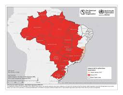 Map Of South America And Caribbean by South America Map Yellow Fever Cdc