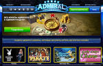 Как пополнить депозит в казино Адмирал?