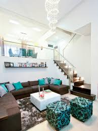 Teal Livingroom by Teal Living Room Ideas For Painting Royal Blue And Chocolate Brown