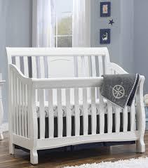 White Convertable Crib by Sorelle Montgomery 4 In 1 Convertible Crib White Toys