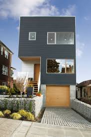Contemporary Home Plans And Designs 21 Best Skinny House Design Images On Pinterest Architecture