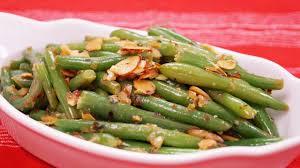 green bean almondine recipe easy green bean side dish recipe by