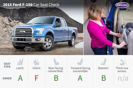 2015 ford f 150 supercab car seat check news cars com
