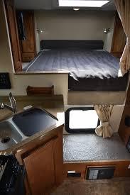 Pop Up Camper Interior Ideas lance 850 truck camper interior http www truckcampermagazine