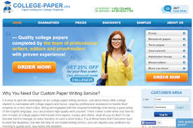 Essay writing services reviews  College paper org