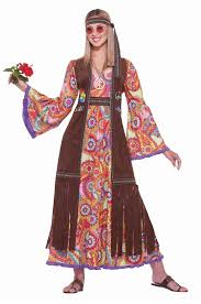 Flower Power Halloween Costume Flower Power Hippie Womens Costume Forum Novelties