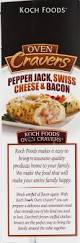Swiss Koch Kitchen Collection Oven Cravers Chicken Stuffed With Pepper Jack Swiss