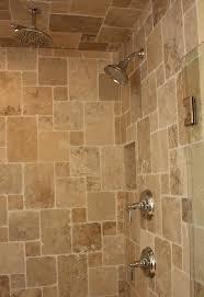 8 best travertine tile bathroom images on pinterest rain shower