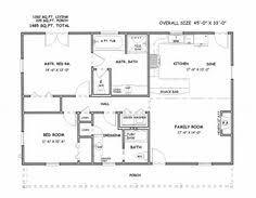 Metal Shop With Living Quarters Floor Plans Metal Barn With Living Quarters Floor Plans Mikes Barn Plans