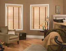 faux wood window blinds for french doors