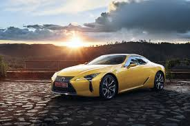 youtube lexus auto parking first drive 2018 lexus lc 500 and lc 500h ny daily news