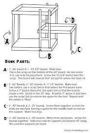 Plans For Building Bunk Beds by Best 25 Triple Bunk Beds Ideas On Pinterest Triple Bunk 3 Bunk