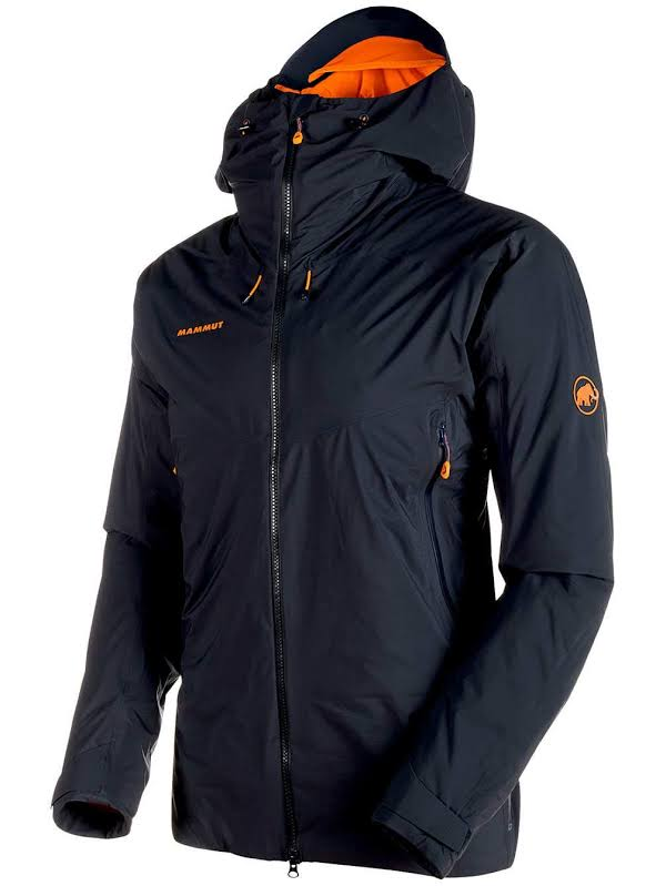 Mammut Nordwand HS Thermo Hooded Jacket Night Small 1010-24750-5924-113