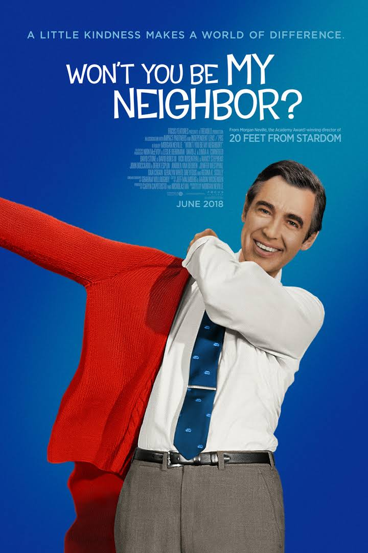 Image result for won't you be my neighbor movie