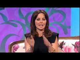 On Your Marks Presented By Carol Vorderman Greg Scott Carol Vorderman Interview    st Oct