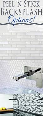 Best  Easy Backsplash Ideas On Pinterest Peel Stick - Peel on backsplash
