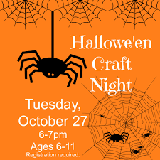 halloween crafts 2015 halloween craft night tales from an open book