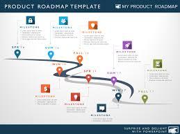 Powerpoint Portfolio Examples Product Strategy Portfolio Management Development Cycle Project