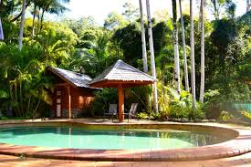 Pool Guest House Pool And Sauna Guest House Nimbin Holiday Accommodation Pool