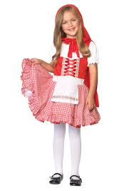 girls li u0027l miss red riding hood costume