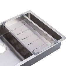 MegaBAI BAI   Shallow Stainless Kitchen Sink Single - Shallow kitchen sinks
