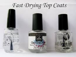 best fast drying top coat poshe out the door u0026 seche vite youtube