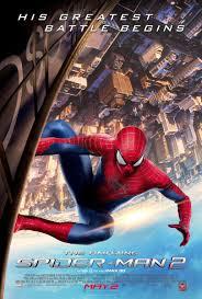 The Amazing Spiderman 2: El Poder de Electro