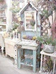 Shabby Chic Planters by 282 Best Shabby Chic Inspiration Images On Pinterest Shabby