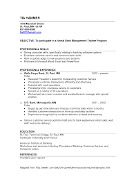 Cover letter post customer service officer
