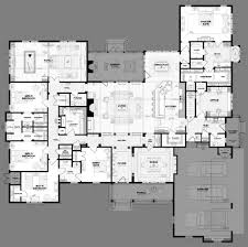 apartments house plans with large bedrooms one story house plans