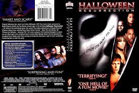 the horrors of halloween halloween resurrection 2002 vhs dvd
