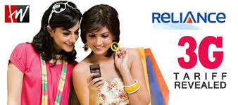 reliance 3G plans